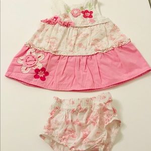 Flapdoodles Baby Girl Dress 💕